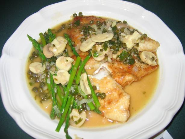 Sole Piccata Recipe - Food.com