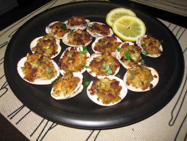 Fresh Baked Clams Recipe - Food.com