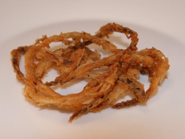 Crispy Fried Onion Strings Recipe - Food.com