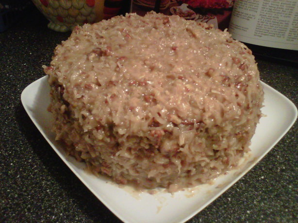 Coconut Pecan Frosting Recipe - Food.com