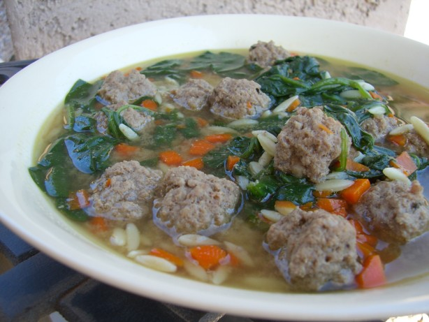 Italian wedding soup recipe for Italian meals