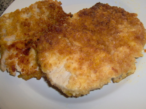 Breaded Pork Chops Recipe - Food.com