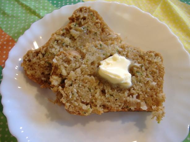 Zucchini Coconut Bread Recipe - Food.com