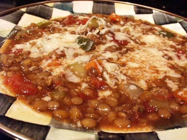 Carrabbas Sausage And Lentil Soup Recipe - Food.com