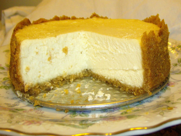 New York Style Cheesecake 6 Inch Recipe Food Com