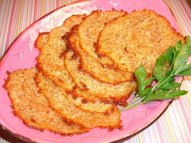 Asiago-Pepper Frico Crispy Cheese Wafers) Recipe - Food.com