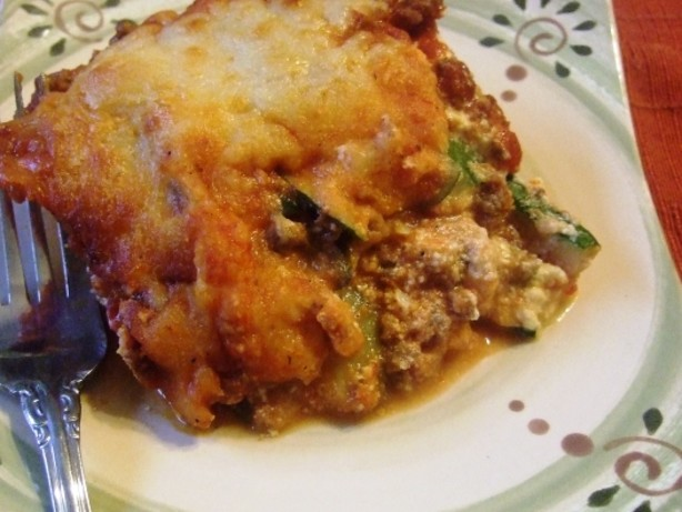 Layered Zucchini Lasagna No Noodles!) Recipe - Food.com