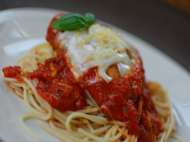 Chicken Parmesan Recipe - Food.com