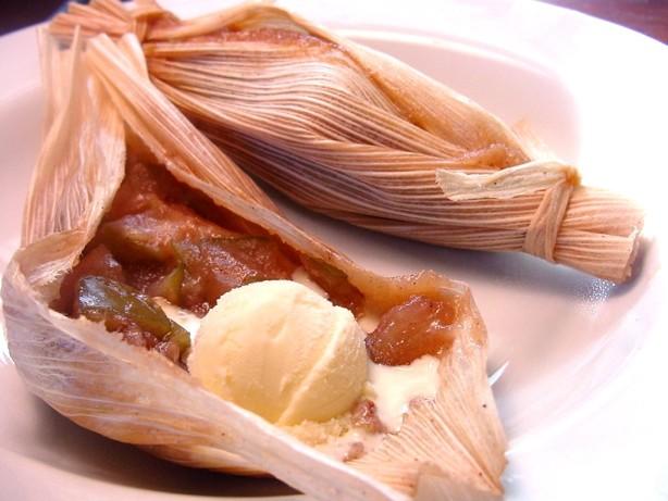 Sweet Apple Dessert Tamales Recipe Food Com