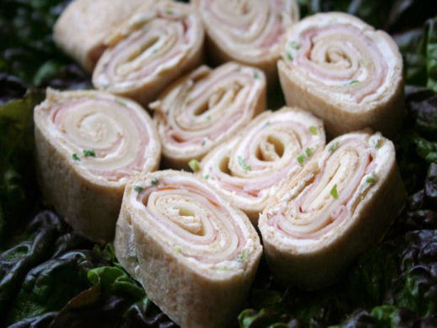 Tortilla Pinwheels Recipe - Food.com