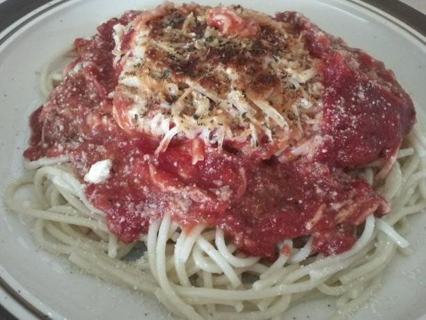 Grilled Chicken Parmesan Recipe - Food.com