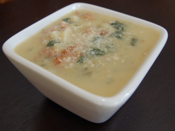 Zuppa Toscana Soup Olive Garden Clone Recipe