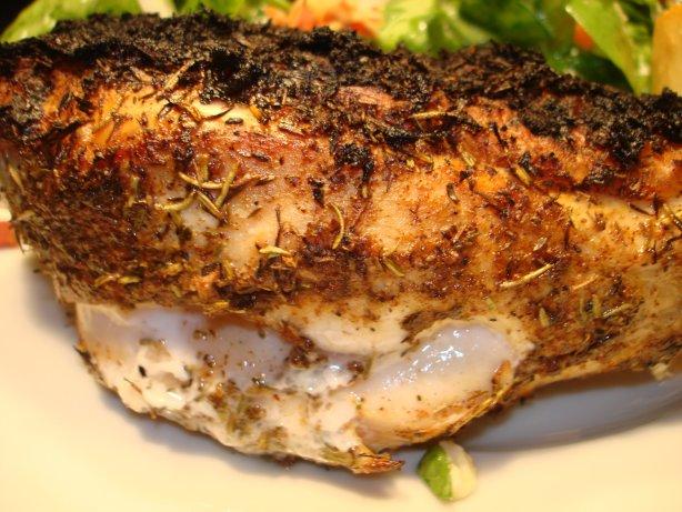 Jamaican Jerk Chicken And Seasoning Recipe - Food.com