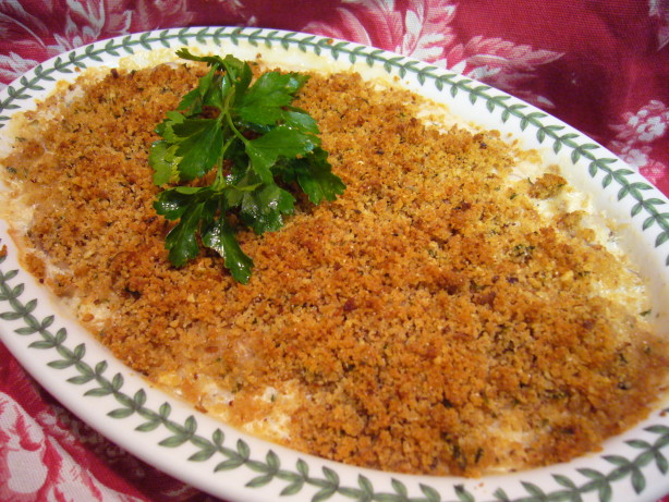 Seafood Newburg Casserole Recipe Food Com