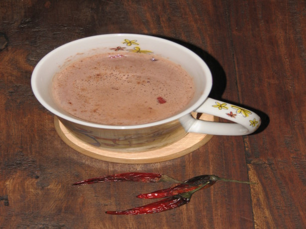 Aztec Chili Hot Chocolate Recipe - Food.com