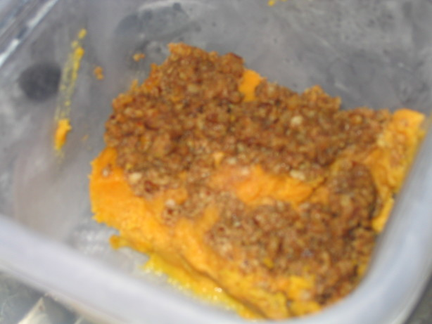 breakfast casserole sweet potato pie with pecan topping sweet potato ...