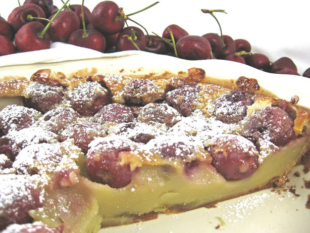 Rate And Review Julia Childs Cherry Clafouti Recipe - Food.com