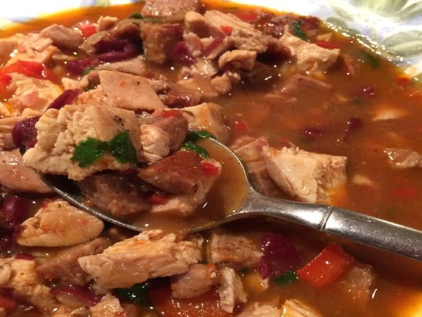 chicken and white bean stew chicken and black bean nachos black bean ...