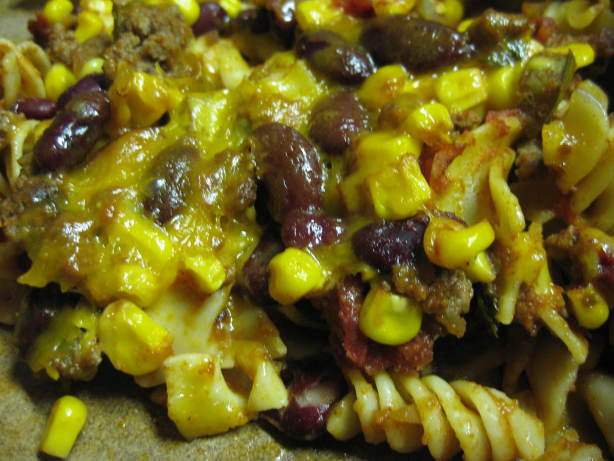 Egg Noodle Mexican Casserole Recipe - Food.com