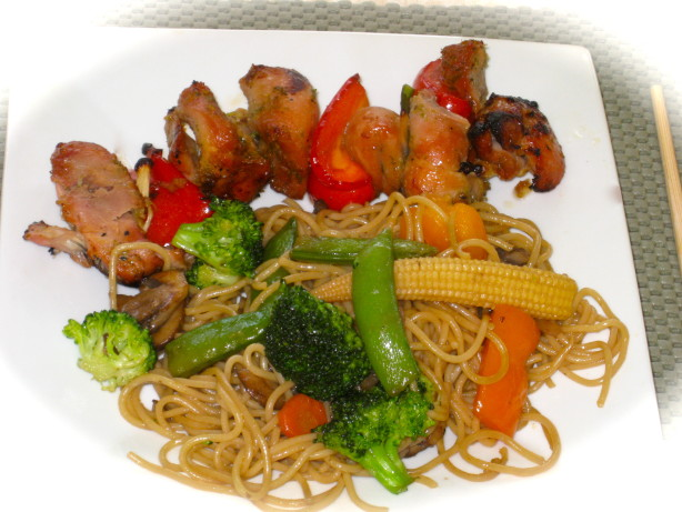 Vegetable Lo Mein Recipe - Chinese.Food.com