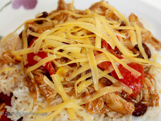 Slow-Cooker Tex-Mex Chicken Recipe - Food.com