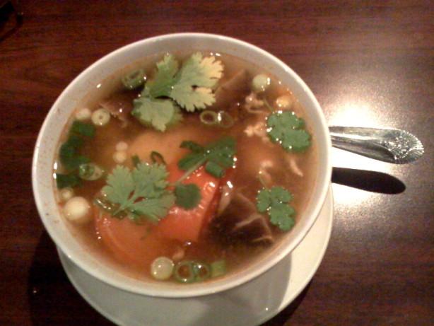 Tom Yum Gai Thai Hot And Sour Chicken Soup) Recipe - Food.com