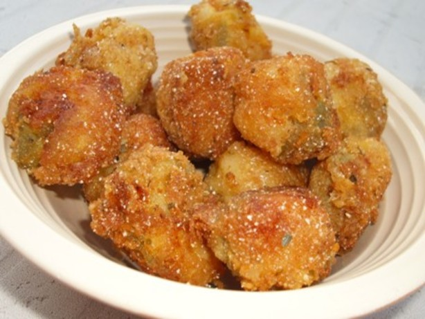 Rate And Review Fried Macaroni And Cheese Balls Recipe - Food.com