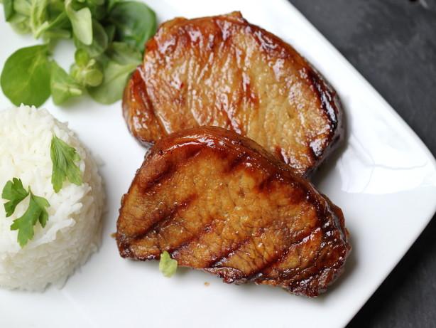 how to make bbq marinade for pork