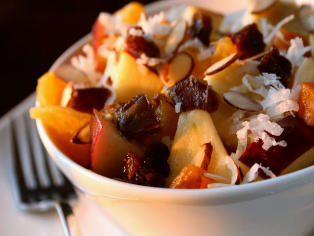 Persian Fruit Salad Recipe Food Com