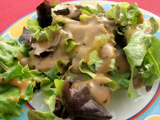 Creamy Oriental Salad Dressing Sam Choy Recipe - Food.com