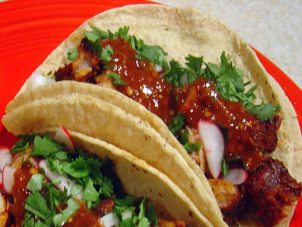 Tacos Al Pastor Recipe - Food.com