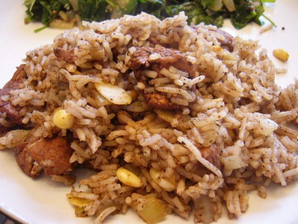 Riyadh Rice Middle Eastern Favourite Recipe Food Com