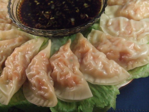 Shrimp Pot Stickers Dumplings) Recipe - Chinese.Food.com