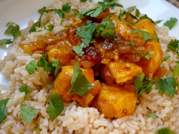 Chicken Curry In A Hurry Recipe - Food.com