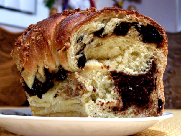 Chocolate Babka Bread Machine) Recipe - Food.com