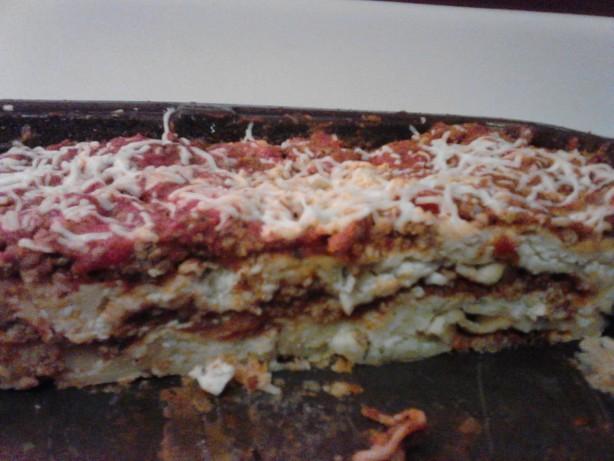 Pioneer Woman Lasagna Recipe - Food.com