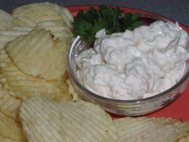 Rons Famous Clam Dip For Purists Recipe - Food.com
