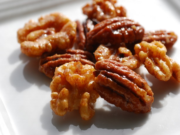 Perfectly Candied Pecans Recipe - Food.com