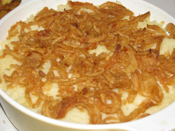 Paula Deens Mashed Baked Potato Casserole Recipe Food Com