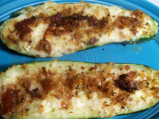 Stuffed Zucchini Boats Recipe - Food.com