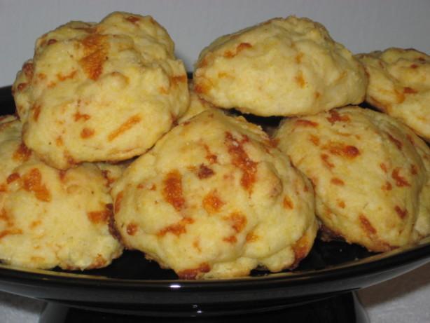 Cornmeal Cheddar Biscuits Recipe - Food.com