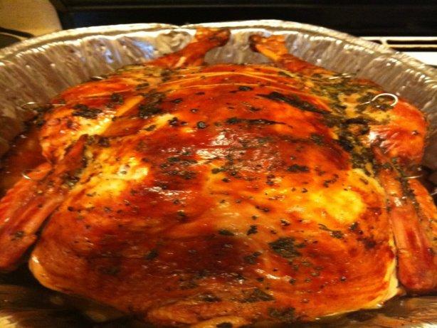 Bacon Wrapped Roasted Turkey Recipe - Food.com