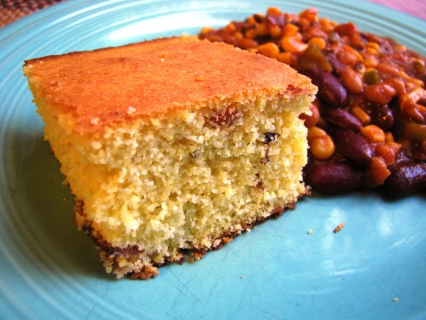 Bacon Cornbread Recipe - Food.com