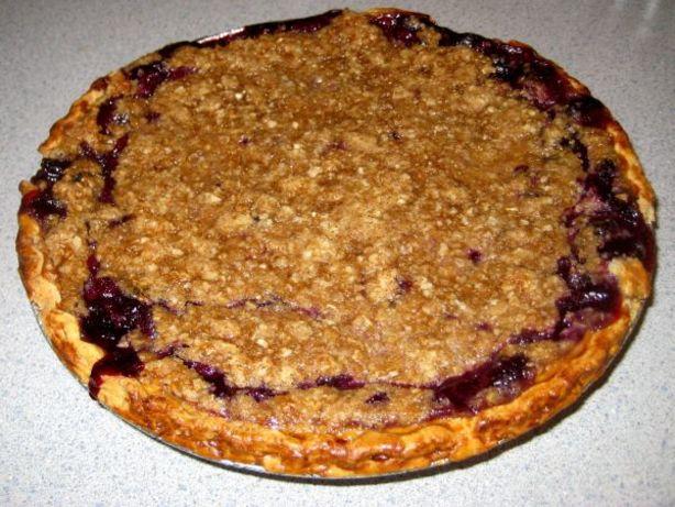 Concord Grape Pie Recipe Food Com