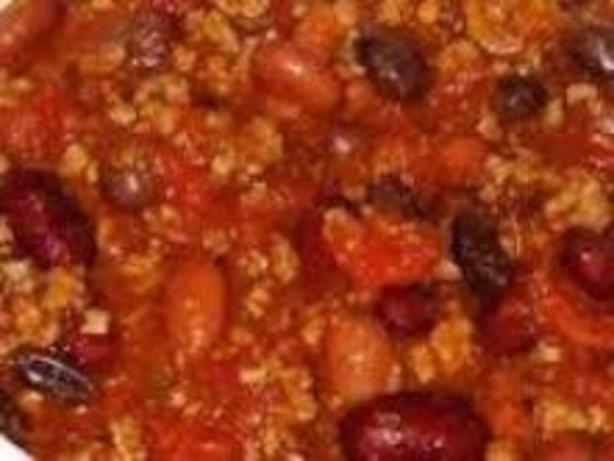 Crock Pot Baked Beans With Ground Beef Recipe - Food.com