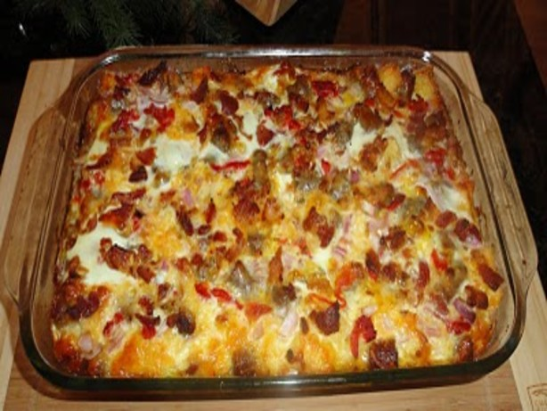 Easter Breakfast Casserole Recipe Food Com
