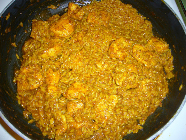 Super Simple, Super Quick Chicken Curry And Rice Recipe - Indian.Food ...