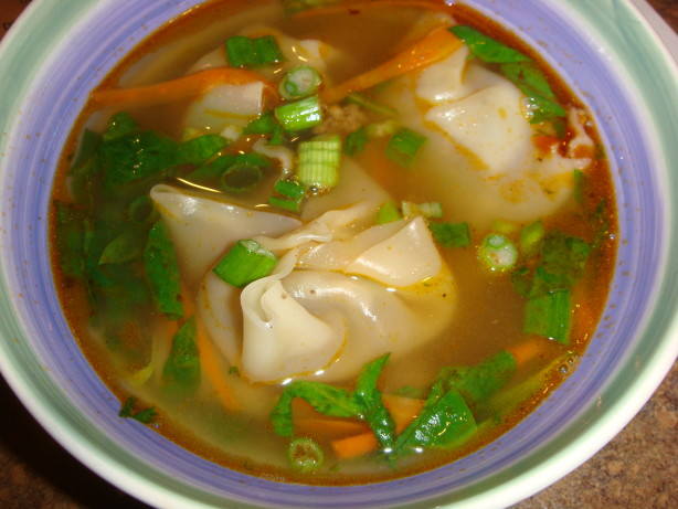 Wonton Soup Recipe - Chinese.Food.com