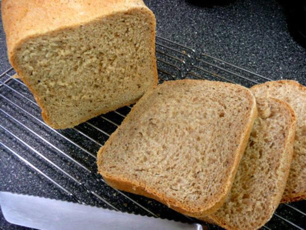 best bread machine rye bread recipe