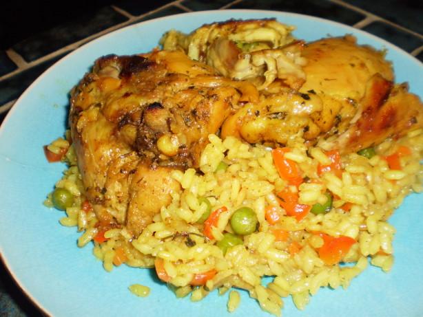 Moroccan Rice Pilaf With Saffron Recipe - Food.com